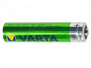 Akumulator R3 (AAA) 1000mAh; Varta Power