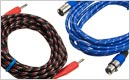 Kable XLR i Jack 6,3mm